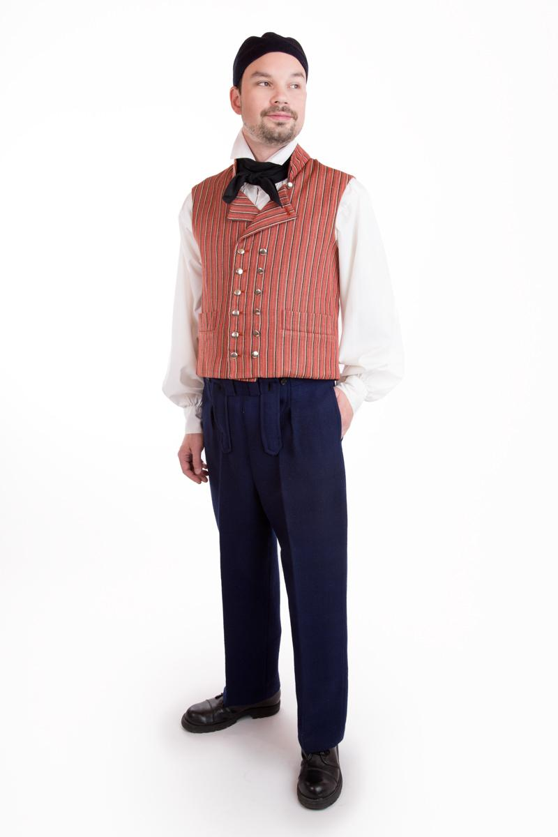 Askolan miehen puku